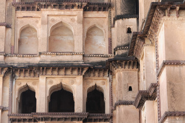 Example of typical Indian architecture