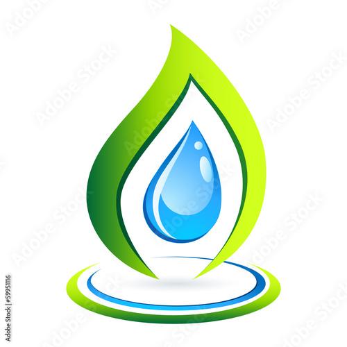 natürliches Wasser