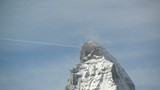 Stunning View Of Matterhorn In Swiss Alps