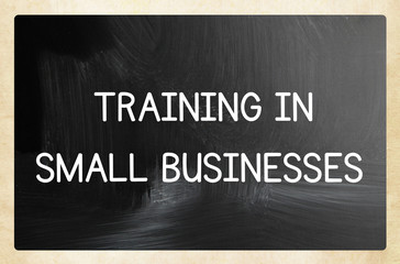 training in  small businesses