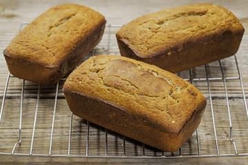 loafs of gluten free bread