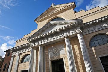 Rapallo, Liguria, Basilica dei Santi Gervasio e Protasio: