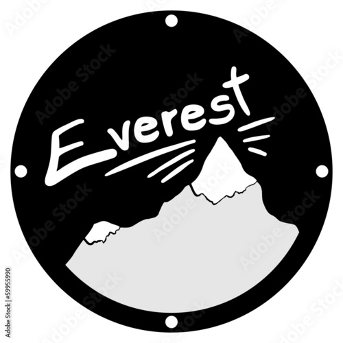 Icon everest