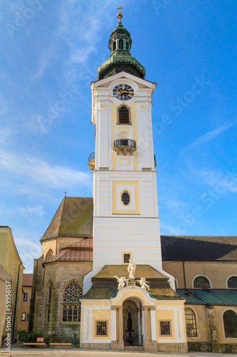 Freistadt Baroque Church, Upper Austria