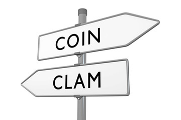 coin / clam