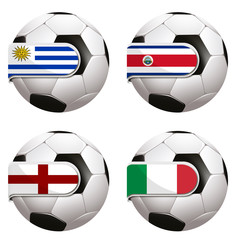 World Cup football group D