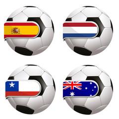 World Cup football group B