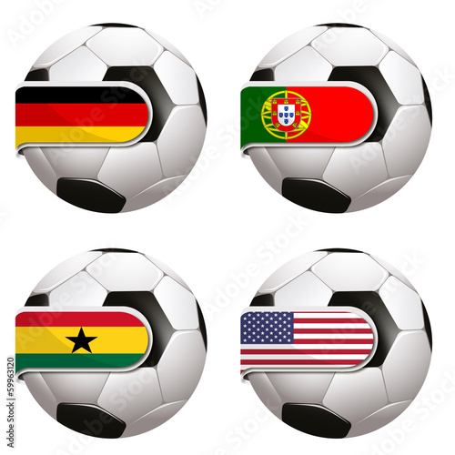World Cup football group G
