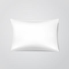 Vector Blank Pillow