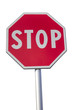 Traffic sign for stop 2