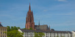 Frankfurt Cathedral - panorama