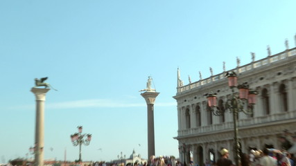 San Marco Square, Venice (Italy)