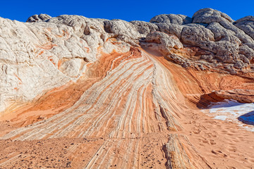 Paria Canyon-Vermillion Cliffs Wilderness-White Pocket