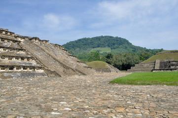 Yacimiento arqueológico de El Tajín, Veracruz (México)