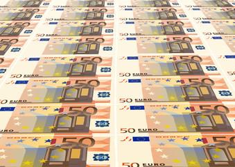 banconote da 50 euro
