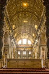 Vatican - Basilika San Pietro
