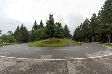 Winding Road - Black Forest Germany