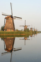 Windmills - Kinderdijk Netherlands