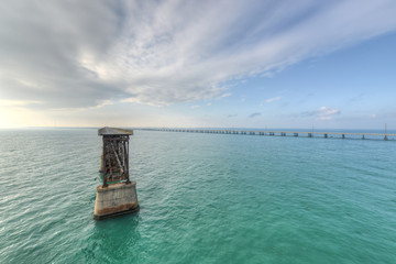 Old Bahia Honda Rail Bridge
