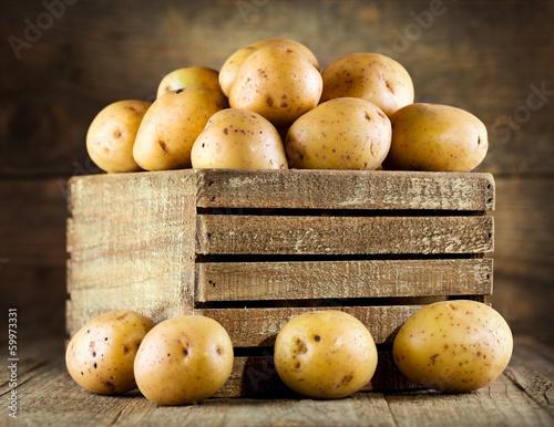 Aluminium Groenten potatoes