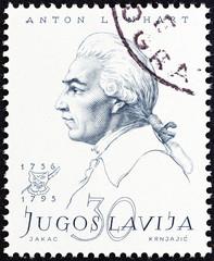 Anton Linhart (Yugoslavia 1957)