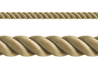 Rope seamless vector