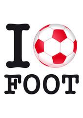 I Love Foot