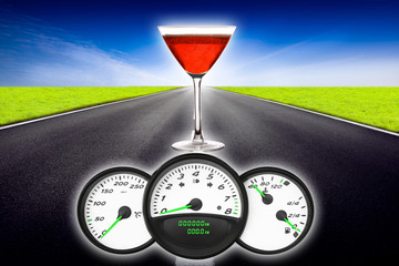 non guidare ubriaco