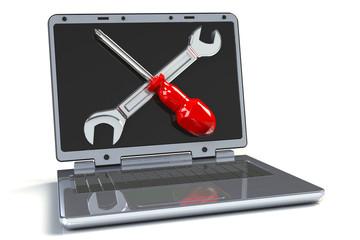 Compterservice Reparatur