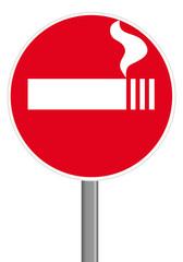 PANNEAU Detourne cigarette
