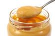 Une cuillère de moutarde