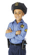 Friendly Elementary Cop