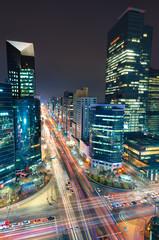 Gangnam Traffic
