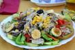 Exotischer Salat