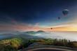 Fototapeta Tajlandia - Azja - Dziki pejzaż