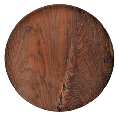 rundes Holz