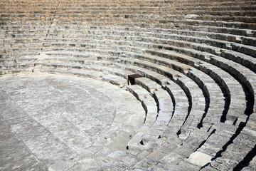 Roman amphitheatre, Kourion Cyprus