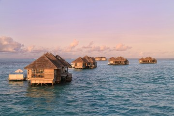 Water Villas at Gili Lankanfushi