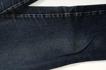 Jeans scuri dettaglio