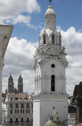 architettura barocca -quito