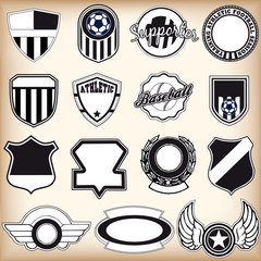 Sport label