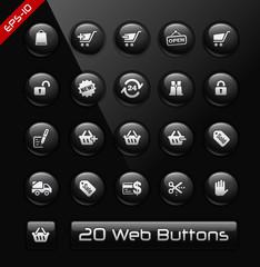 E-Shop Icons // Black Label Series