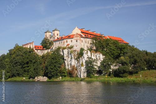 Zdjęcia na płótnie, fototapety, obrazy : Tyniec  monastery