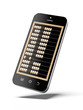 Abacus in smart phone