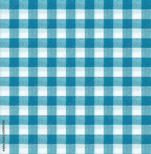 Naklejka na meble blue and white tablecloth texture wallpaper