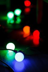 Christmas lamps