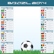 World Soccer Championship Groups