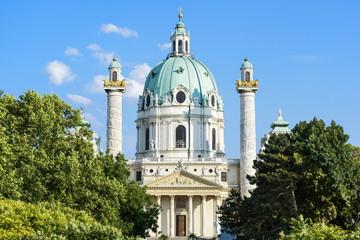 Karlskirche - Wien