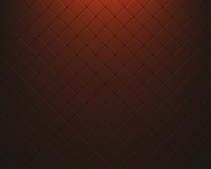 Red gradient mosaic