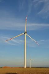 windmill in sardinia